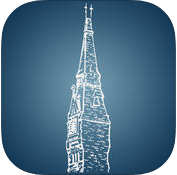 georgetown healy steeple icon